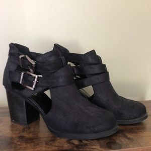 Cut out Bootie!